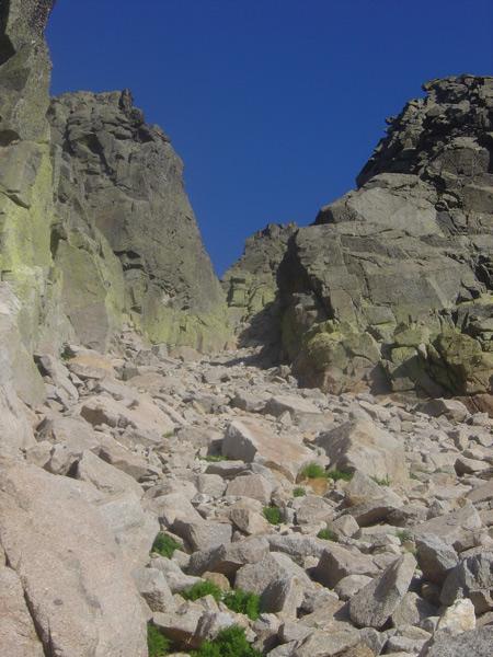 Portilla del Crampon - Gredos